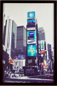 Tavla med Times square New York motiv
