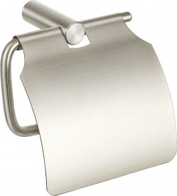 toilet paper holder with lock